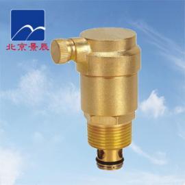 黄铜自动排气阀 外螺纹单向排气阀 DN15 DN20现货