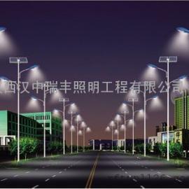 厂家直销陕西太阳能路灯庭院灯草坪灯景观灯地埋灯led路灯
