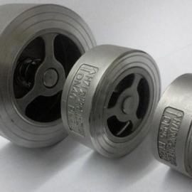 不锈钢对夹式止回阀,H71W,不锈钢止回阀