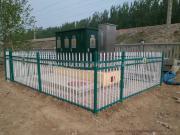 江西省新余市SFRK-WYB一体化预制提升泵站