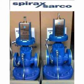 斯派莎克25P导阀型隔膜式减压阀,斯派莎克25P蒸汽减压阀