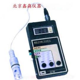 北京数字测氧仪RSS-5100型,便携式数字测氧仪工作范围