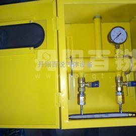 焊接除尘用燃气配气箱配气柜储气柜厂家价格