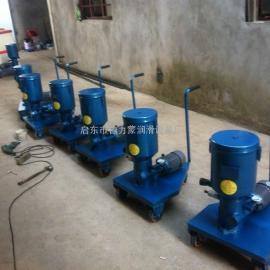 供应DB-63单线干油泵及装置、移动?#38477;?#21160;干油泵、润滑脂泵