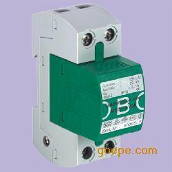 OBO进口防雷器 MC50-B/3+NPE 一级电源防雷器