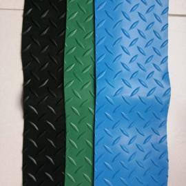 PVC抗疲劳地垫生产厂+防滑防静电脚垫+过道防静电地垫批发