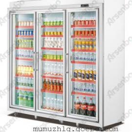 供应湛江便利店饮料柜厂家/立式冷藏柜价格/水果保鲜柜
