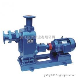 ZX型自吸清水泵|自吸式污水泵