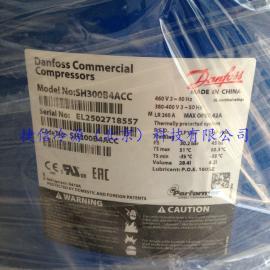 开利中央空调专用百福马制冷压缩机 SH300A4ACA  百福马涡旋压缩&