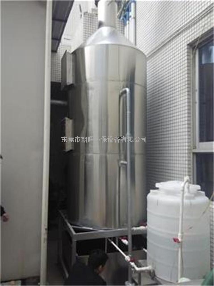 *环保技术承接广东发电机尾气净化设备更换工程