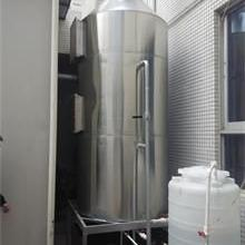 专业环保技术承接云南发电机尾气净化塔、发电机尾气净化设备