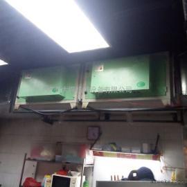 湘菜餐馆油烟净化器,蜂窝式静电油烟净化器