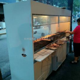 北京环保烧烤油烟净化车