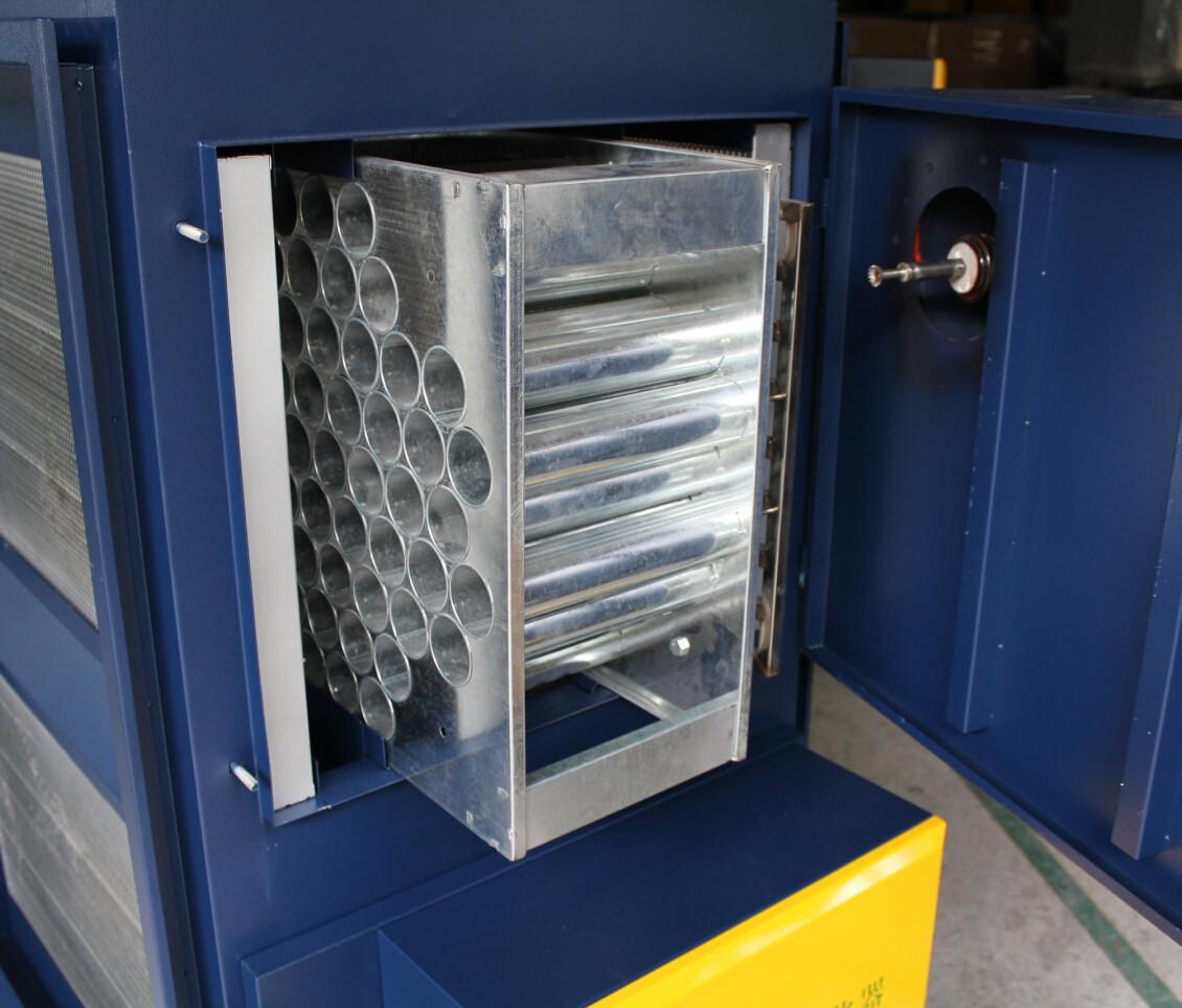 瑞喜力低空直排型油烟净化器