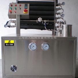 2017新品&实验型UHT超高温杀菌机