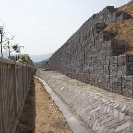 高强度抗腐蚀格宾挡墙网、格宾网、格宾网箱&遥看中建