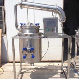 2015年最新设计沉香精油提取设备30L