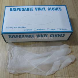 PVC手套/一次性手套/PVC透明手套/触摸屏作业手套
