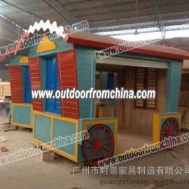 重庆公园小吃车 资阳景区手推车 上海广场小吃车