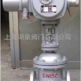 进水手电两用电动闸阀Z941H-25C DN80
