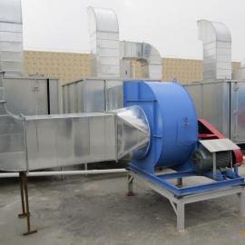 供应东莞长安通风工程价格,旭恒白铁工程专业安装,通风降温