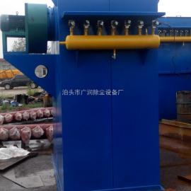 吉林1吨中频炉布袋除尘器耐高温布袋除尘器生产达标布袋除尘器