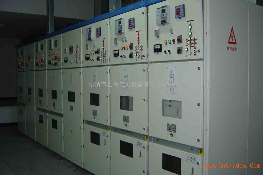 高压 中置柜 柜体KYN28 12金属开关柜 交流封闭