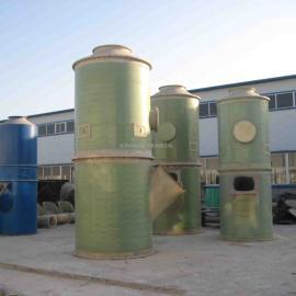 玻璃钢窑炉脱硫除尘器|一条龙企业