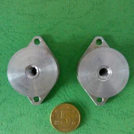 大阻尼金属橡胶隔振垫阻尼比03隔振效果好尺寸可定制