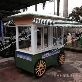 新乡市/焦作重庆公园小吃车 濮阳景区手推车 许昌广场小吃车