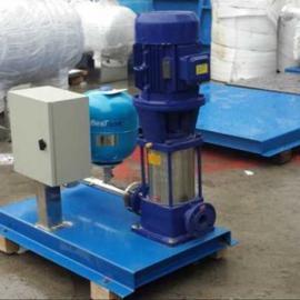 工地临时用水变频水泵