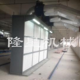 环保型干式喷柜  干式喷台