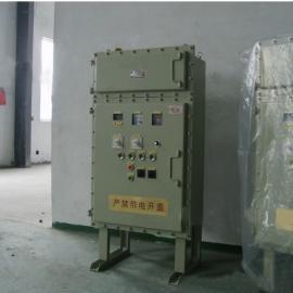 破碎机45KW立式防爆变频器