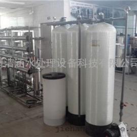 洁涵水处理―温州2T/H工业用单级反渗透纯水系统