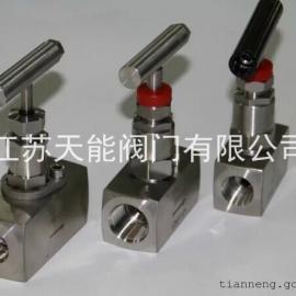 J13W-6000PSI不锈钢高压内螺纹针型阀