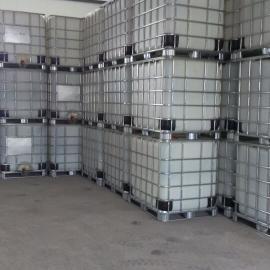 1吨环保水性漆塑料桶,质量好,结实耐用,石家庄吨桶厂家