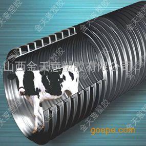 山西聚乙烯结构壁缠绕管厂家直销价格