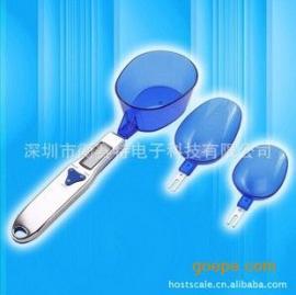 衡赛牌带太阳能电子称勺子秤电子量勺秤高精度电子秤