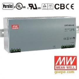 明纬DRT-960-24,960W,输出电压DC24V