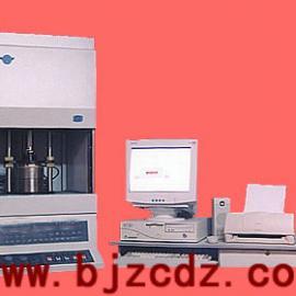电脑型无转子硫化仪