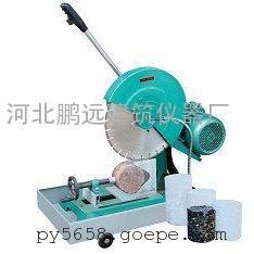 混凝土切片机 HQP-100混凝土切片机