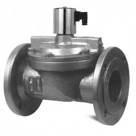 DF系列水液电磁阀 法兰连接 不锈钢材质常闭式