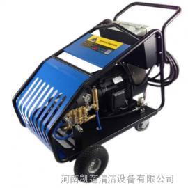 立式壳管式氨冷凝器高压水枪 冷凝器铜管高压清洗机