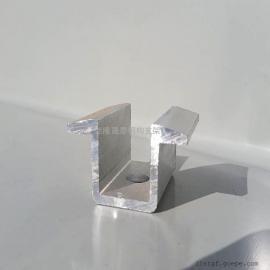 光伏太阳能电池板侧压块