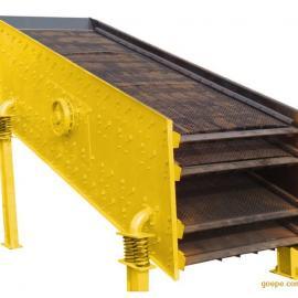 江西龙达选矿设备 SZZ600*1200双层振动筛