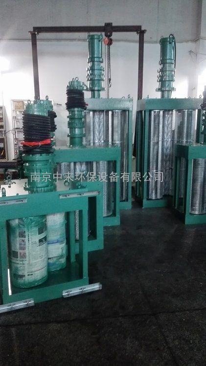 WFS300型一体化泵站专用格栅