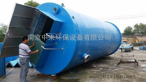 浙江地埋式一体化预制泵站