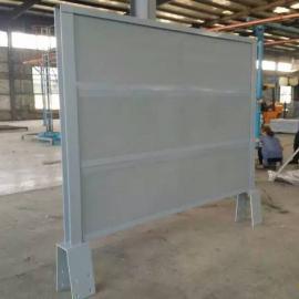 轻铁声屏障&轻铁圆孔声屏障板&轻铁铝合金板声屏障厂家