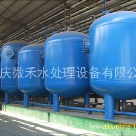 多介质过滤器 泥沙河水地下水专业过滤器