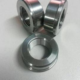 供应不锈钢焊接螺母,温州430F非标焊接螺母定制